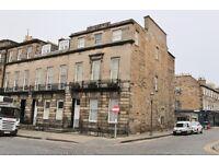 Spacious main door, lower ground, FURNISHED three bedroom flat (No HMO) - Walker Street