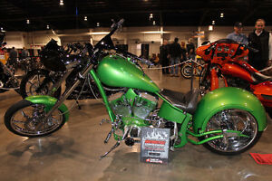 2009 Nasty Boy Softail