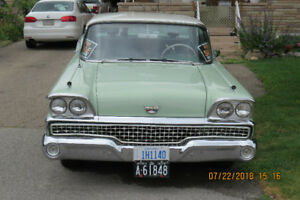 1959 Ford Galaxie southern car