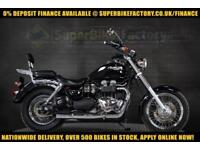 2005 05 TRIUMPH AMERICA 790CC BONNEVILLE 790CC 0% DEPOSIT FINANCE AVAILABLE