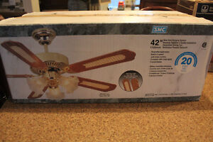 SMC Ceiling Fan New In The Box