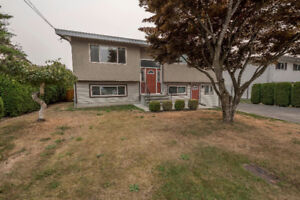 Large Property, Great Home on Fairfield Is. Chilliwack, Invest!!