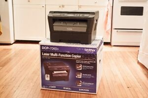 FOR SALE: Brother DCP-7060D Laser Multi-function Printer