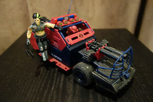 GI Joe - 1985 Cobra Dreadnok Thunder Machine - $50