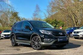 2016 Honda CR-V 1.6 i-DTEC Black Edition 5dr Manual Estate Diesel Manual