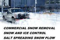 Commercial Industrial Property Snow Removal Ice Management
