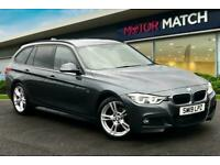 2019 BMW 3 Series 320D M SPORT AUTO Estate Diesel Automatic