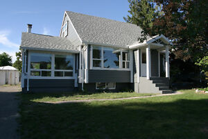 Newly Renovated 3 bedroom home with an inlaw suite.