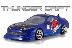 """RC REDCAT THUNDER DRIFT CAR RTR"""