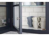 Approx 3 square metres matt white mini metro tiles 7cm x 15cm