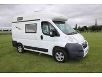 Romahome R30 Swb 2 Berth Campervan MANUAL 2011