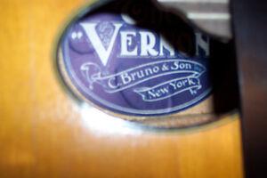 Vintage Bruno Mandolin