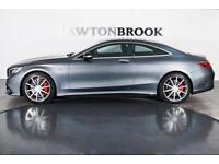 Mercedes-Benz S63 AMG 5.5 ( 585ps ) ( s/s ) Auto 2016.5MY AMG S