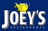 Joey's seafood 32ave NE is hiring PARTTIME server