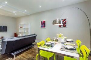 Appartement - condo - meublé et équipé sur Plateau Mont-Royal