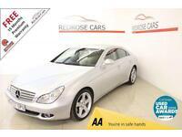 2007 07 MERCEDES-BENZ CLS CLASS 3.0 CLS320 CDI 4D AUTO 222 BHP DIESEL