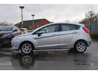 2012 FORD FIESTA Ford Fiesta 1.25 Zetec 5dr
