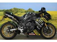 Yamaha YZF-R1 2009**YOSHIMURA EXHAUST, ASV LEVERS, GEAR INDICATOR, POWER MODES**