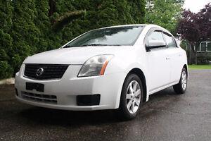 2007 Nissan Sentra 2.0 S Sedan