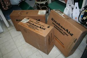 KitchenAid Electric Cook-Top Grill, Vent & Mount, still in boxes West Island Greater Montréal image 2