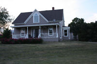 Beautiful Century Home in the Annapolis Valley