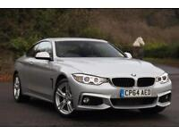 2014 BMW 4 SERIES 430D XDRIVE M SPORT COUPE DIESEL