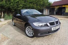 BMW 3 SERIES 318I SE, Grey, Manual, Petrol, 2006