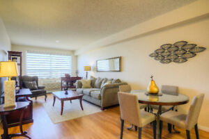 West-End 1Bdrm | Utilities & Parking Included | Covered Parking