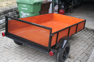 trailer 80 inches x 45.5.inches
