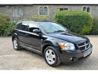 Dodge Caliber 2.0 CVT Auto SXT, 71K MILES, FULL S/HISTORY, APRIL MOT, LEATHER