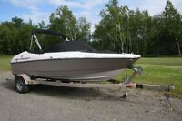Bateau Starcraft 1700 limited edition Reduced Reduced Reduced !!