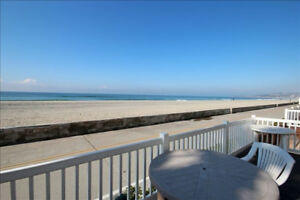 Mission Beach Home w Roof Deck and Ocean Views $600/week