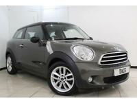 2014 14 MINI PACEMAN 1.6 PACEMAN COOPER D ALL4 PEPPER PACK 3DR 112 BHP DIESEL