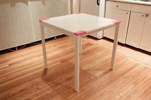 FOR SALE: IKEA Dining Table and Chair