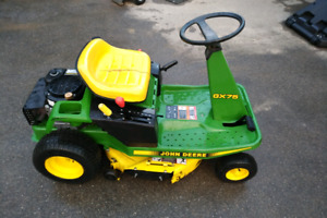 Ride Mower John Deere