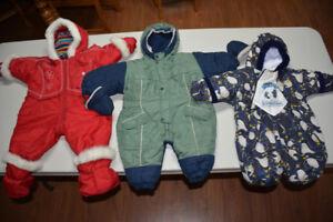 vêtements d'enfants
