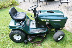Craftsman Lawn Tractor for parts