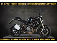 2011 11 DUCATI MONSTER M1100 EVO