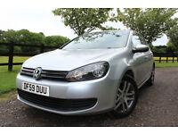 Volkswagen Golf 1.6TDI ( 105ps ) BlueMotion Tech 2009MY Blue Motion SE