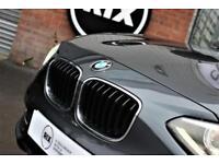2015 15 BMW 1 SERIES 2.0 116D SPORT 5D 114 BHP-XENONS-SATNAV DIESEL