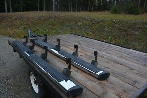 GMC/Chev running boards with brackets