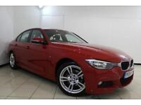 2014 64 BMW 3 SERIES 2.0 320D M SPORT 4DR AUTOMATIC 181 BHP DIESEL