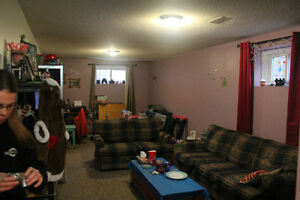 Two Bedroom Basement Apartment, All Inclusive!