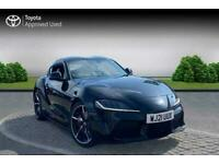 2021 Toyota SUPRA 2-DR 3.0 (335bhp) Pro auto Coupe Petrol Automatic