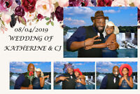 230$ Photo Booth Special - Holiday Season  Party Rental Supplies