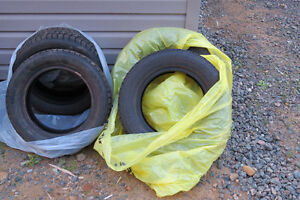 Winter Tires $50 Each or $150 For All
