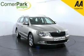 2012 SKODA SUPERB ELEGANCE TDI CR DSG ESTATE DIESEL