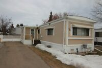 Mobile Home with Modern Flair- #30 10770 Winterburn Road