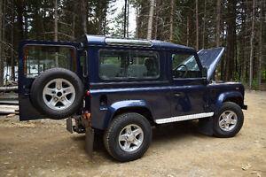 2001 Land Rover Defender 90 County