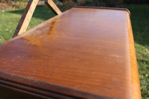 Antique Dresser with Mirror Kitchener / Waterloo Kitchener Area image 4
